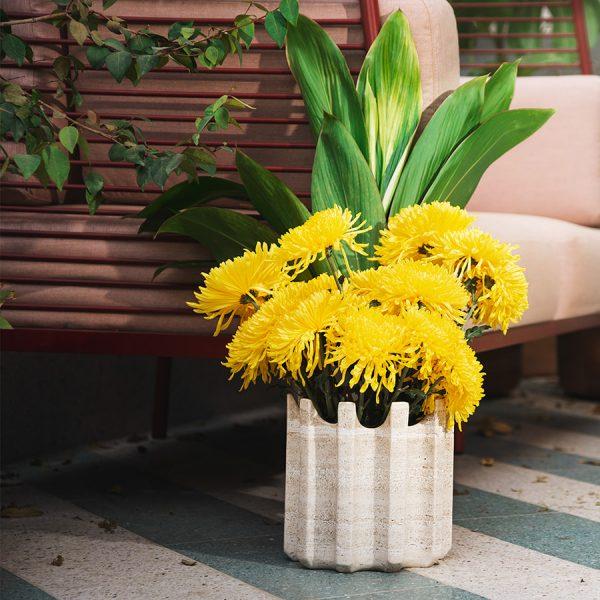 Venta de florero de diseño mexicano
